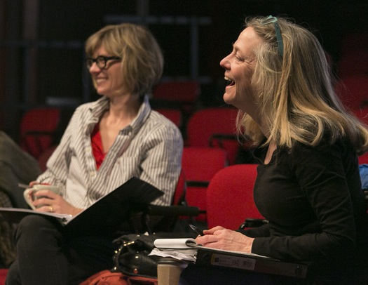 Star Tribune Profiles TTT's Playwright-in-Residence